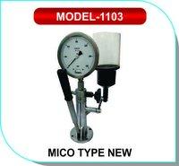 Mico Type Nozzle Tester