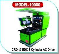 8 Cylinder CRDI & EDC AC Driver Test Bench