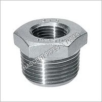 Stainless Steel Socket Weld Coup Bushing Fitting 347