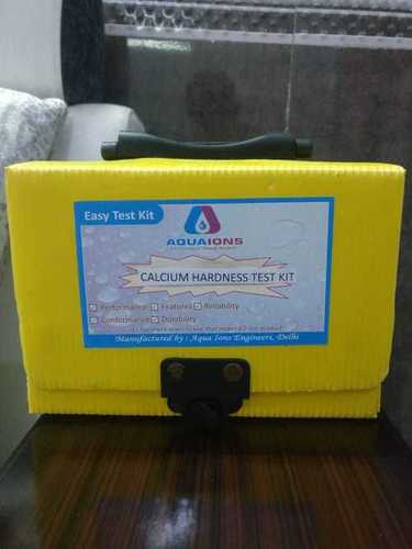 Calcium Hardness Testing Machine