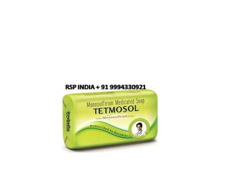 Tetmosol Soap External Use Drugs