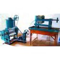 Mini Oil Expeller 1535 with Filter Press