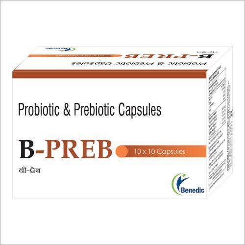 B Preb Cap