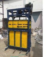 Cotton Or Cotton Waste Bale Press Machine