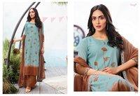 Salwar Ladies Cotton Unstitched Suit