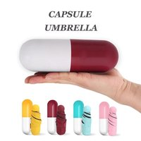 Foldable Capsule Umbrella