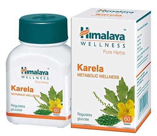 Himalaya Wellness Pure Herbs Karela Metabolic Wellness - 60 Tablet
