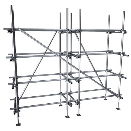Scaffolding Steel Frame