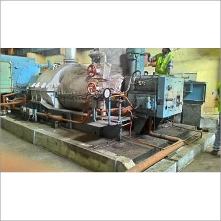 Turbine Insulation Service