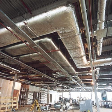 Duct Insulation Service