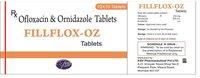 Ofloxacin 200mg + Ornidazole 500mg