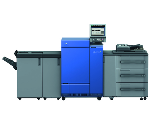 Konica Minolta Bizhub Press C1085 Printer
