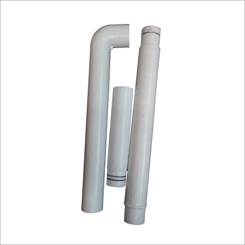 Pvc 3 Piece Long Bend