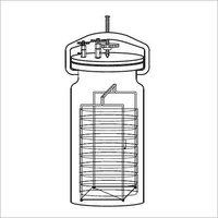 Anaerobic Culture Jar (Glass)