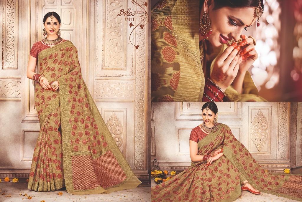 Jacquard Silk Saree