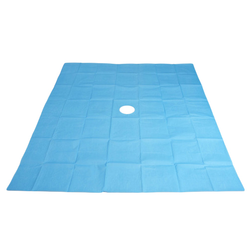 Hole Surgical Sheet