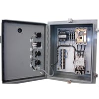 Iron Submersible Pump Control Panel
