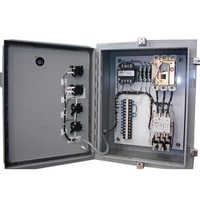Iron Submersible Pump Control Panel