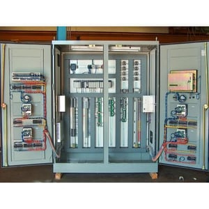 Plastic Single Phase Electrical Control Panel