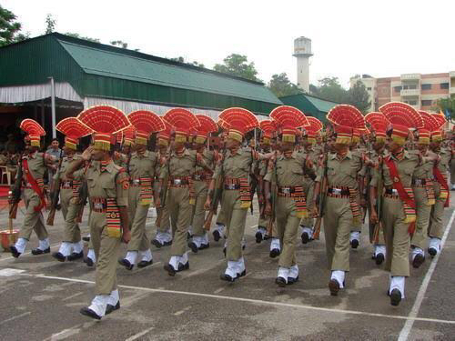 Army Caps & Pagdi