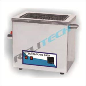 Ultrasonic Cleaner (Sonicator)