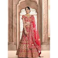 Bridal Heavy Lehenga Choli