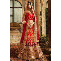 Ladies Partywear Lehenga Choli