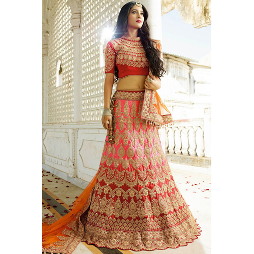 Ladies Stylish Designer Lehenga Choli
