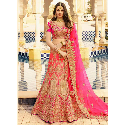 Wedding Fancy Lehenga Choli