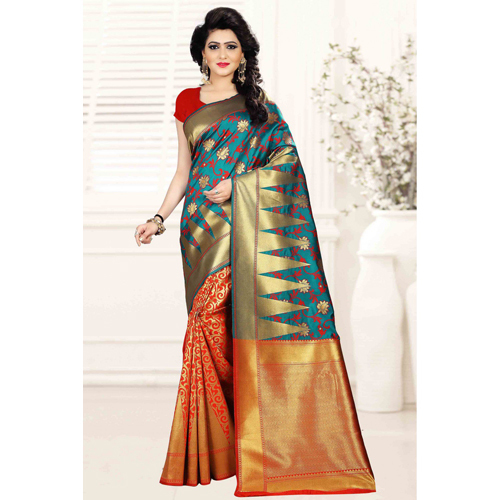 Ladies Designer Silk Saree
