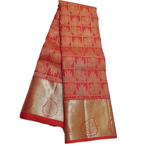 Ladies Casual Silk Sarees
