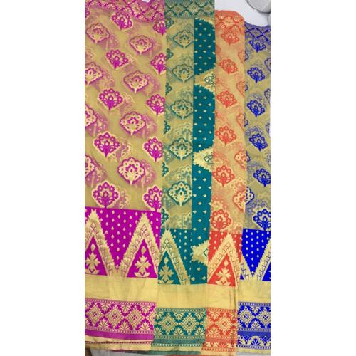 Ladies Ethnic Silk Saree