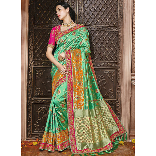 Ladies Silk Trendy Saree
