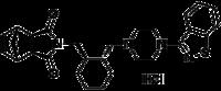 LURASIDONE HYDROCHLORIDE