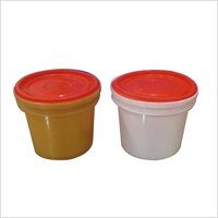 Inner cap grease container