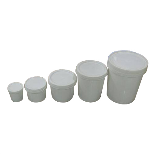 Outer Cap Grease Containers