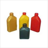 500ml mobil oil bottles