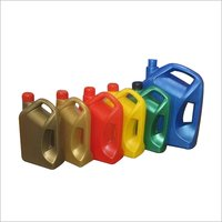 Lube oil Containers