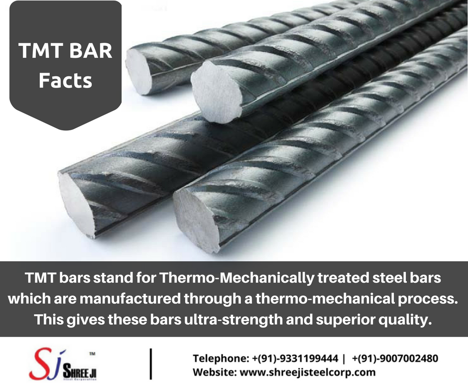 6 mm TMT Bar