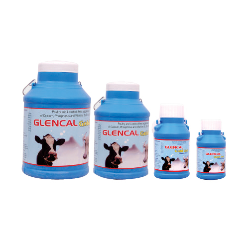 Glencal Gold Feed Supplement