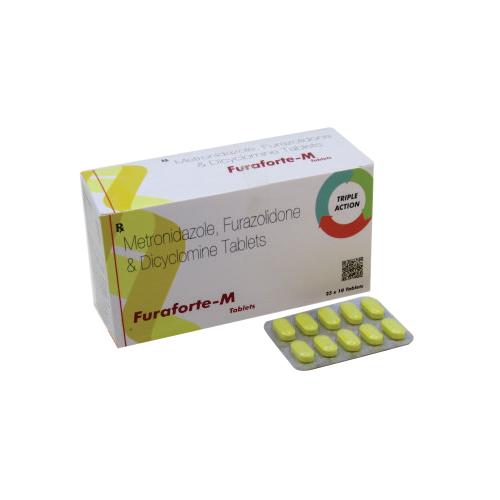 Furaforte M Tablets