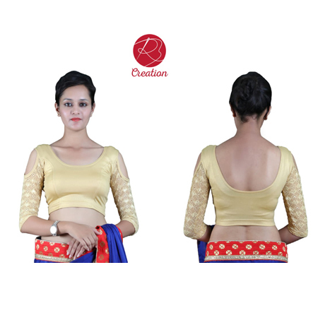 Ladies Satin Blouse