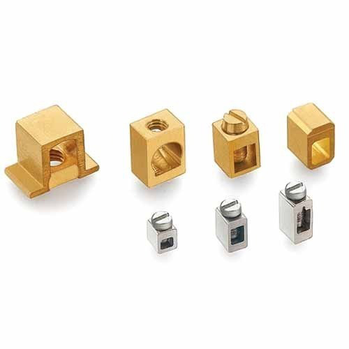 Brass HRC Contact Block Terminal