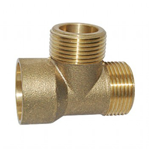 Brass Forged Tee Fittings