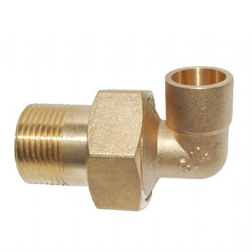 Brass Forged Welding Elbow