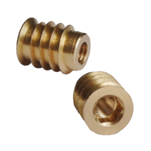 Brass Threaded Insert For Plastic