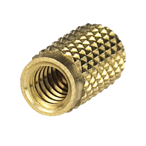 Low Lead Brass Threaded Insert