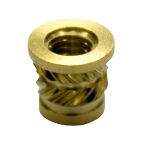 M4 Brass Headed Short Ultrasonic Insert