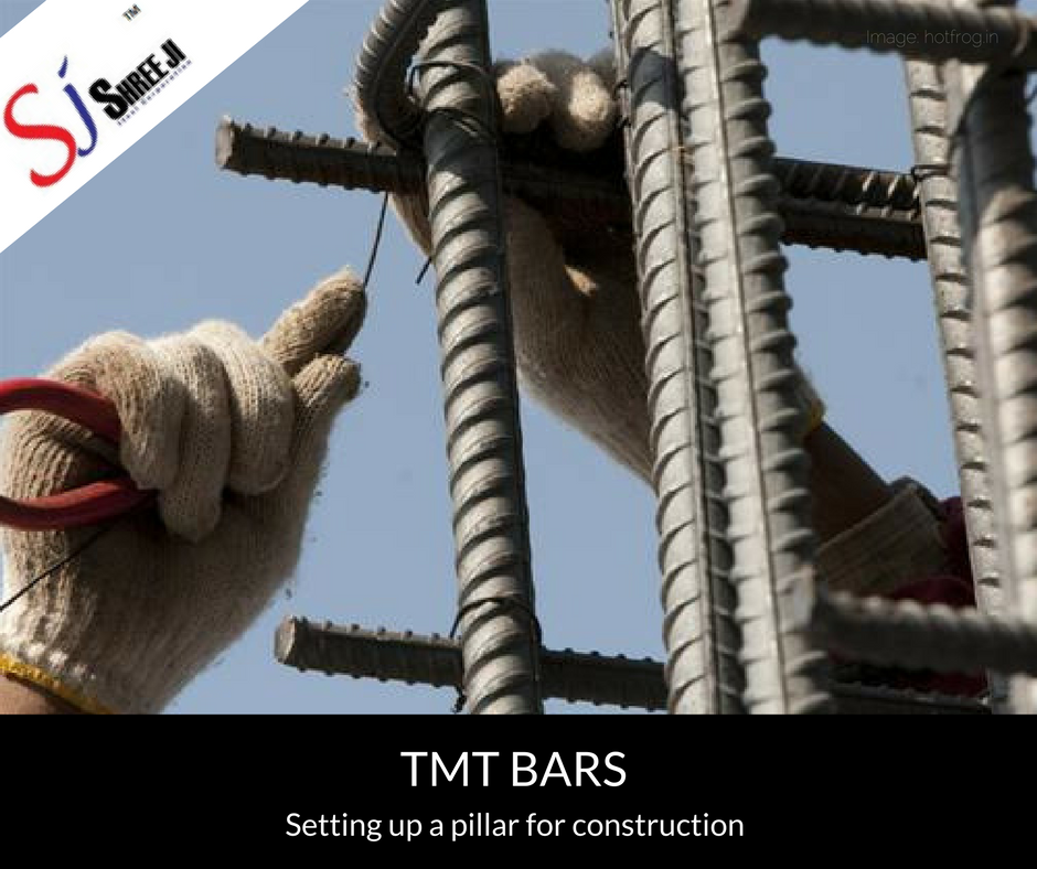 20 mm TMT Bar