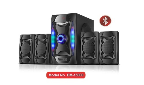 4.1 Home Theater System Bluetooth